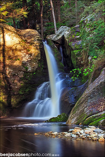 Enders tall falls | by benjacobsen