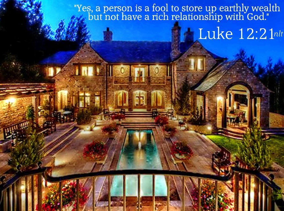 Kuvahaun tulos haulle Luke 12:21