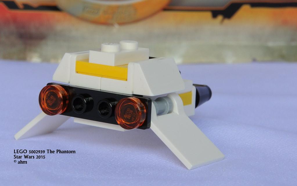 Star Wars LEGO 5002939 The Phantom | Star Wars LEGO 5002939 … | Flickr