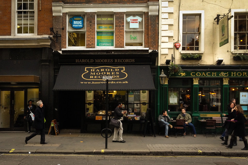 Great Marlborough Street London