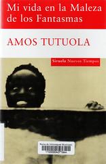 Amos Tutuola, Mi vida en la maleza de los fantasmas