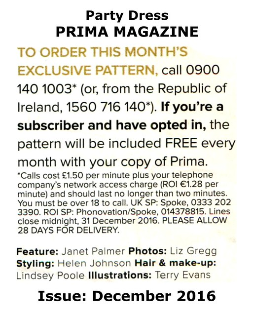 Prima Magazine - Pattern, Dec 2016 (04)