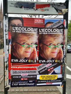 Election in France - Battle of the posters | by radiowood