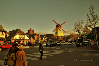Sunset at Solvang | by Stew_Bayarea