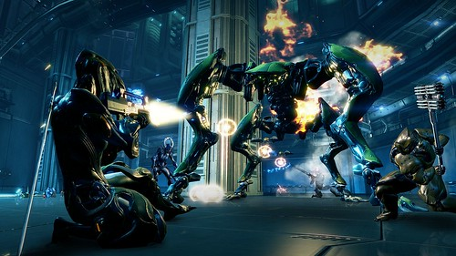 Warframe on PS4 | by PlayStation.Blog