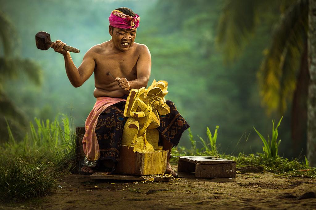 Balinese Graf Man