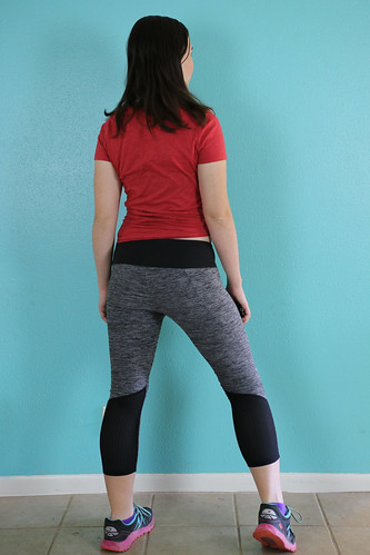 Sewaholic Pacific Leggings | by dixiediy