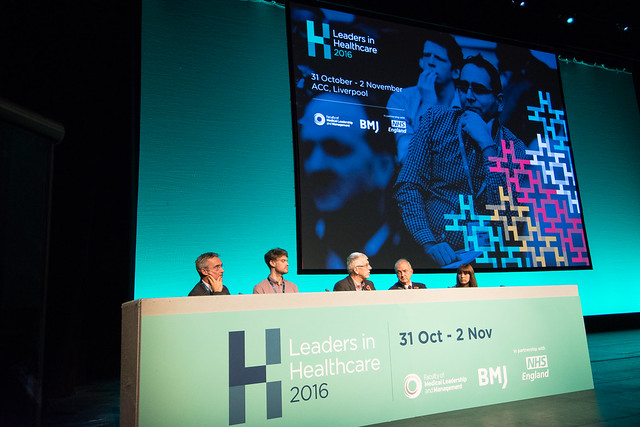 Leaders in Healthcare 2016