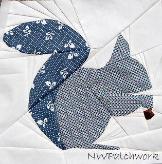 Block #10 - Squirrel | by nwpatchwork