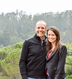 Kyle Petty And Morgan Castano The Lady Who Puts The Ride