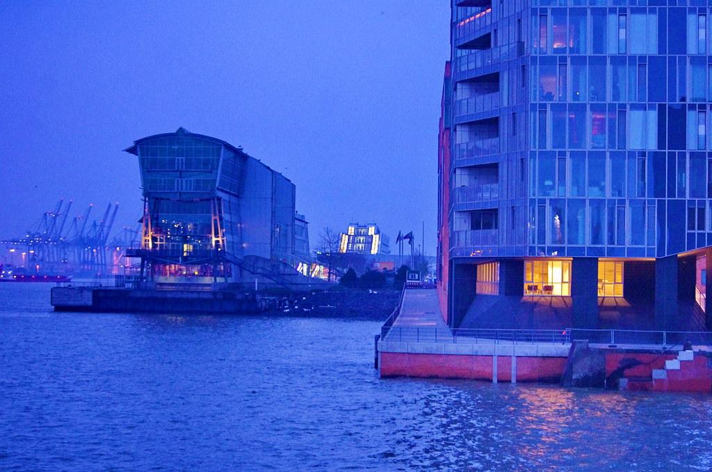 Hambourg 355 Große Elbstraße Und Van Der Smissen Straße Flickr