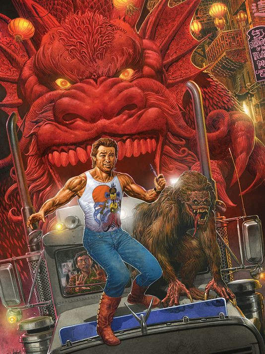Big Trouble in Little China - Comics - 2
