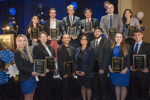 Business Week: Student and Faculty Awards Dinner
