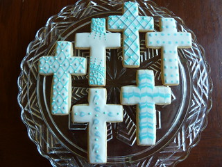 Baptism Cookies | by kelleyhart