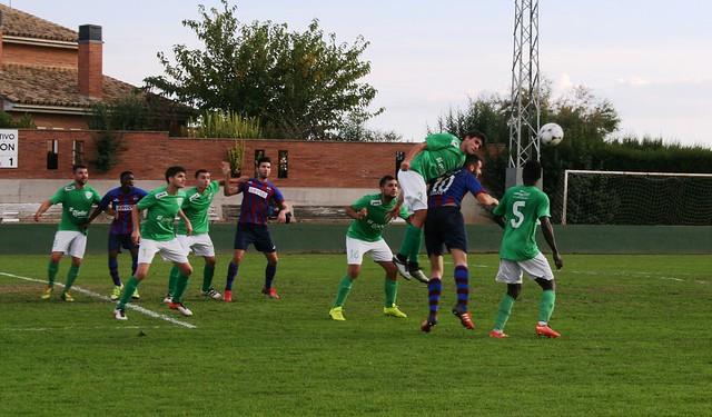 Altorricón 1 - Villanueva 1 (23/10/2016)