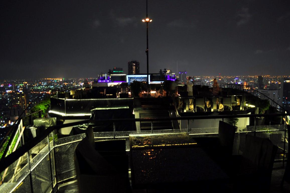 dónde comer en Bangkok : Vertigo & Moon Bar Bangkok, Tailandia vertigo & moon bar - 30122811192 9565797b8e o - Vertigo & Moon Bar, el cielo de Bangkok