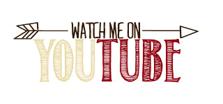 watch Me On youtube social media button