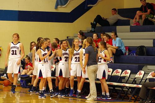 Girls Basketball JV vs Perry Meridian