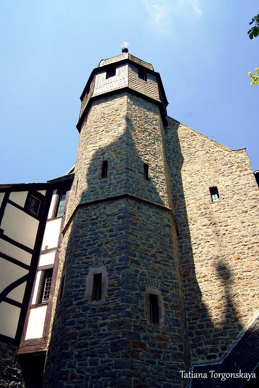 Капелла крепости