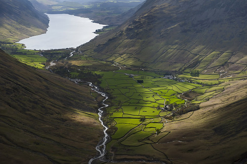 Wast Water and Wasdale Head | by Nick Landells