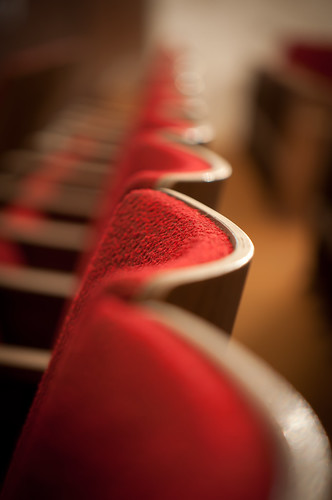 in the theater | by Sascha Gebhardt Photography