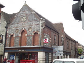 Wh Smith St George S Street Winchester Former Masonic