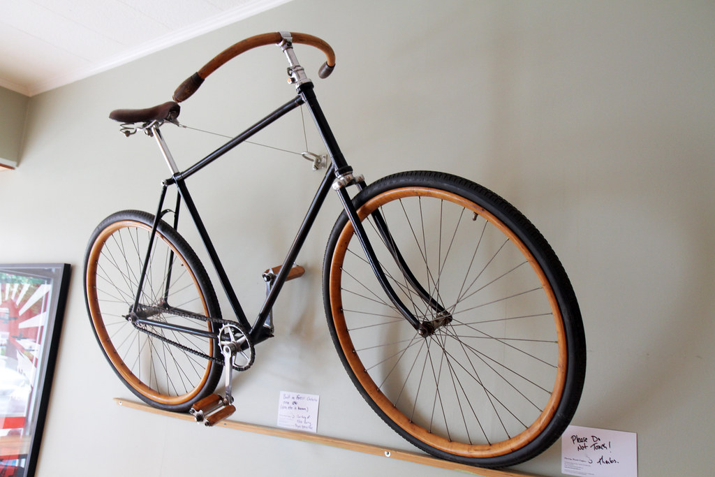 1890 Victor Original | The Classic and Antique Bicycle Exchange