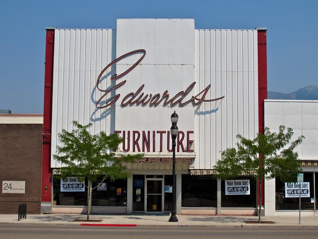 Beau ... Edwards Furniture, Logan, UT | By Robby Virus