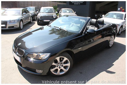 bmw s rie 3 cabriolet e93 330 ia luxe 04 2010 flickr. Black Bedroom Furniture Sets. Home Design Ideas