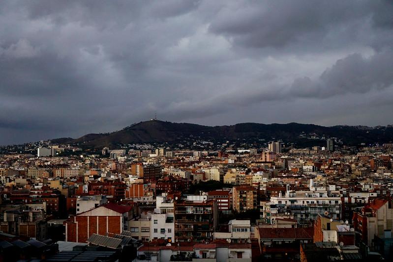 monjuic, barcelona