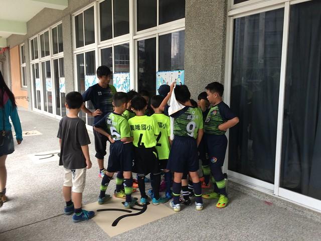 興隆 vs 東興國小足球友誼賽