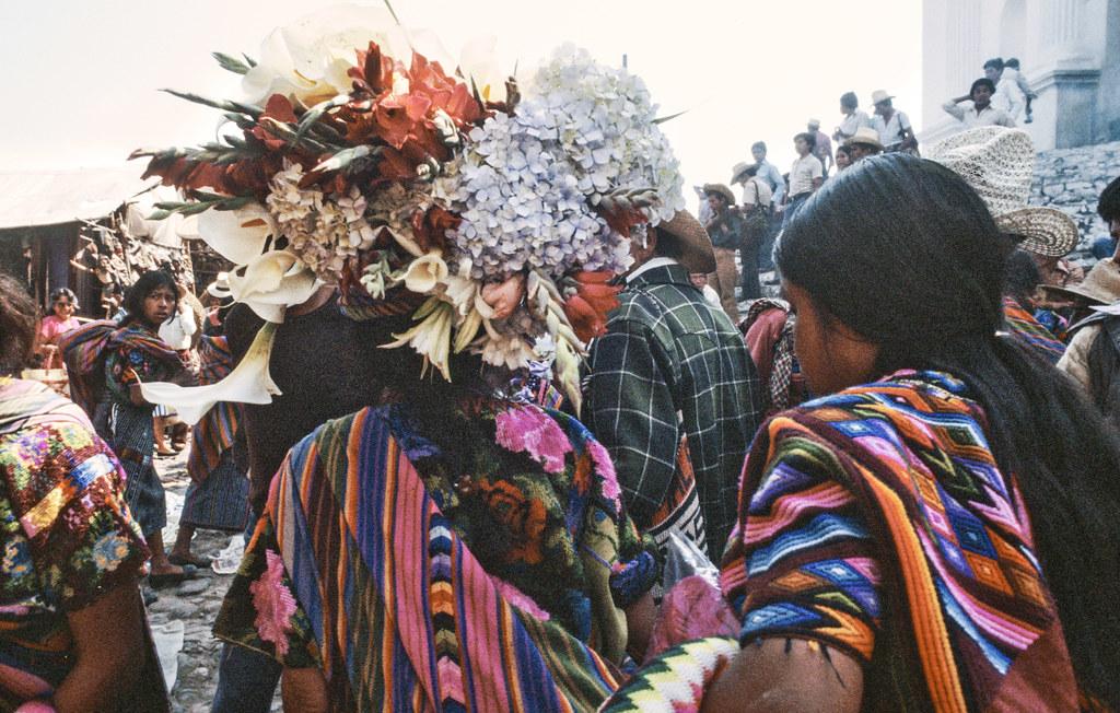 Chichicastenango, Guatemala, 1984 -1 | by Marcelo  Montecino