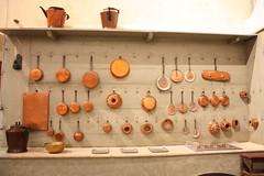 kitchen in palazzo pitti