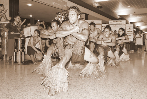 Welcoming Show for the Rapa Nui Delegation | by sly's eye