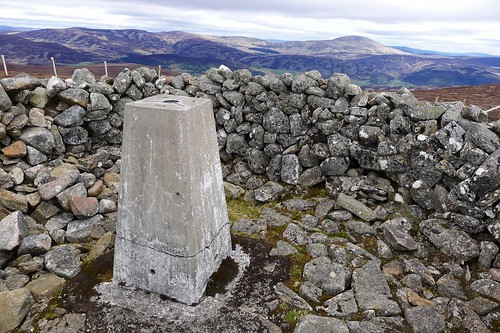 Summit of Geallaig | by Nick Bramhall
