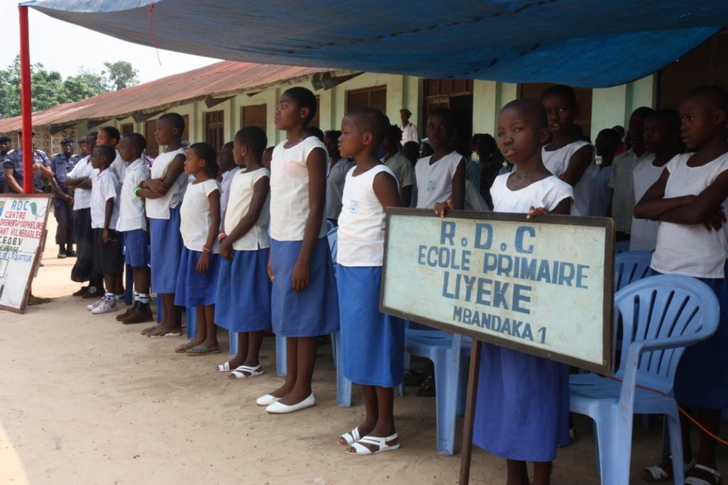 """Résultat de recherche d'images pour """"mbandaka école"""""""