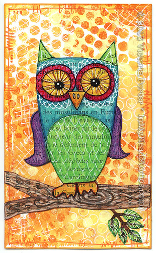"""Owl"" ICAD : 6-25-13 