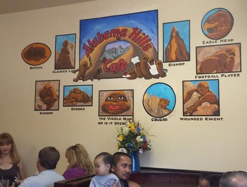 Alabama Hills Cafe Lone Pine Menu
