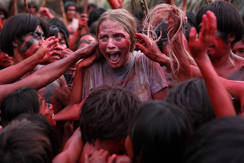 The Green Inferno - screenshot 1