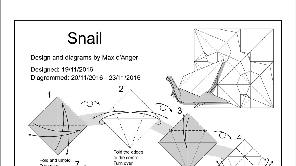 Snail Diagram I Havent Posted Anything For A While As I H Flickr