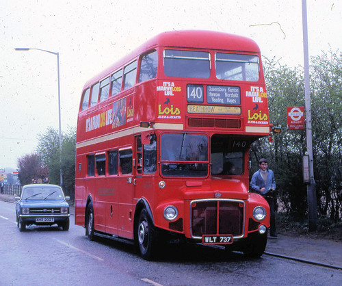 London Transport route 140 | by bowroaduk