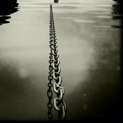 Chained | by  Costantino