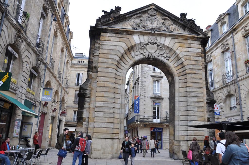 Rue Porte Dijeaux Bordeaux Salva1745 Flickr