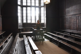 Harrow School - Fourth Form Room | by lellobot