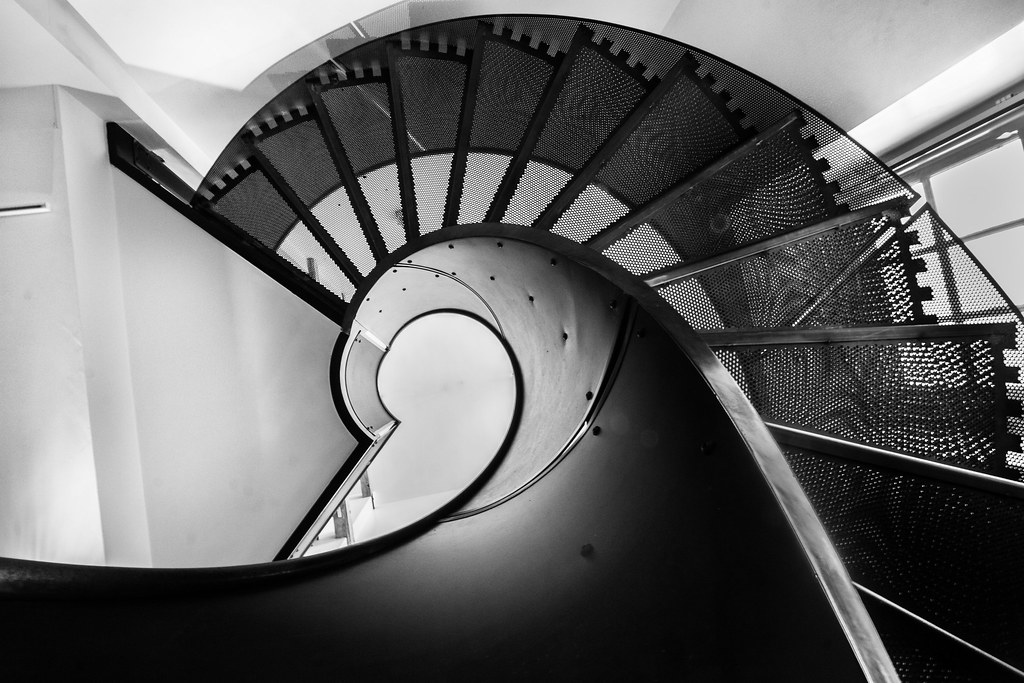 Tsunami | Stairs telling the stories of waves. | Aaron Swift | Flickr