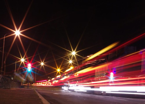 City LIghts long motion | by Photoblog.ie (Patrick Dinneen)