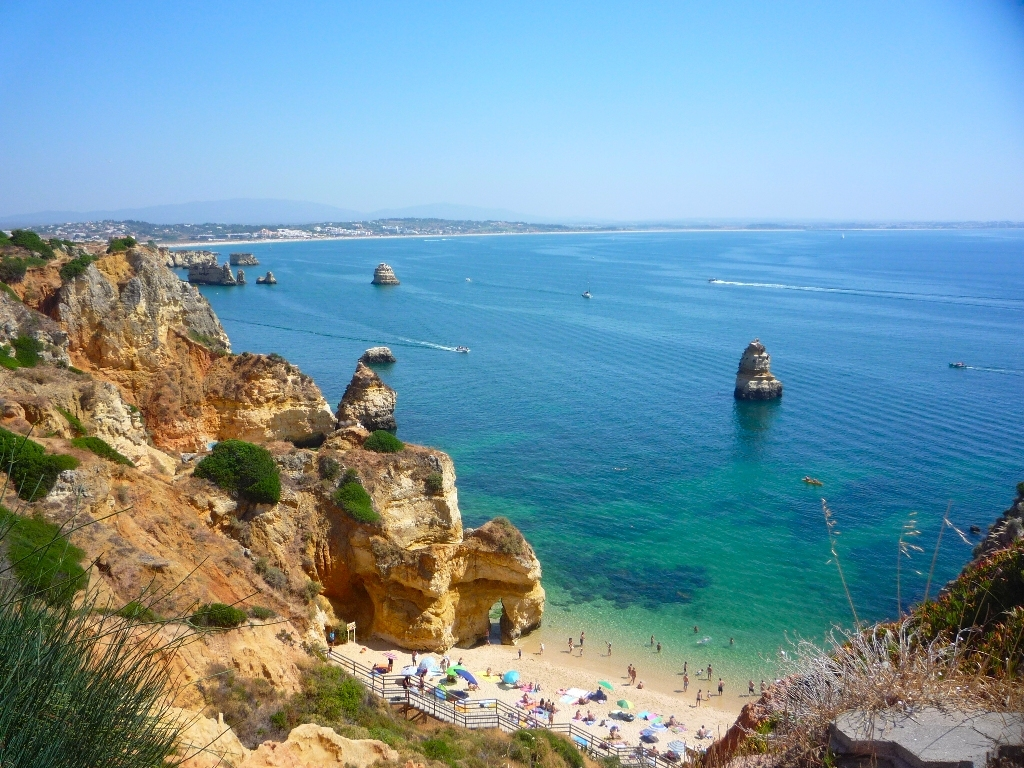 Image result for The Algarve, Portugal