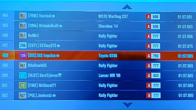 (FH3) RWD/FWD Restricted Jungle Coast Trail! (Results Up!) 30352695144_1a8ac117e4_z