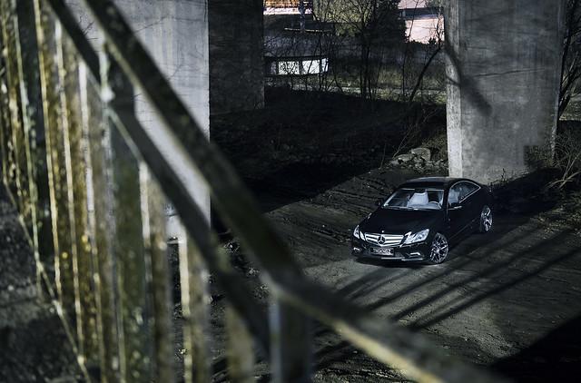 Mercedes E-klass Coupe | JR18