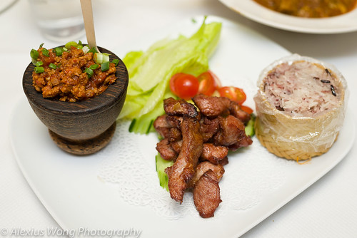 Norther Thai Pork Tomato Chili Dip